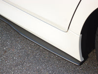 Carbon side skirts (R / L) for BMW F10 / 11