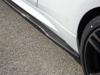Carbon side skirts approach for BMW M2 F87 (R/L)