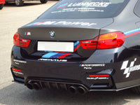 Carbon-Heckdiffusor for BMW M3 F80 / M4 F82/83