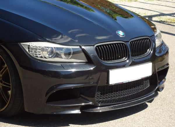 Carbon Sword For Bmw E90 91 Vfl Lci M3 Look Front Mds Tuning