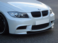 Carbon Sword for BMW E90 / 91 VFL / LCI M3-Look Front