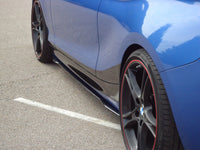 Carbon Sideskirts for the BMW F20 M-Package (R/L) (VFL/LCI)
