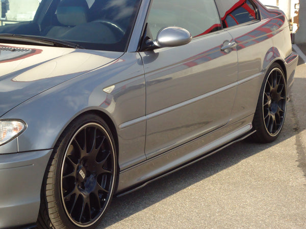 BMW E46 Carbon Side Skirts