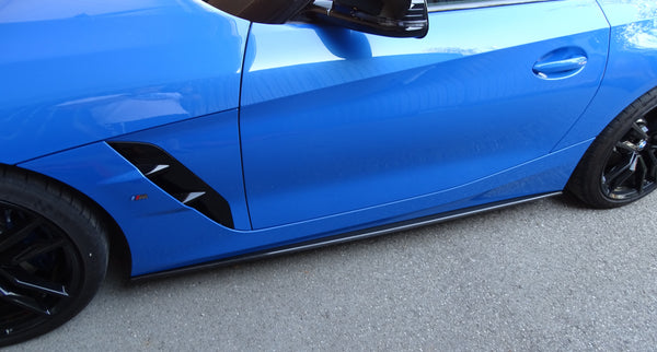 Carbon side skirts (R / L) for BMW Z4 G29 (straight version)