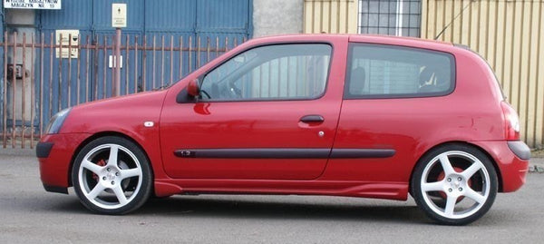 SIDE SKIRTS 2 RENAULT CLIO II