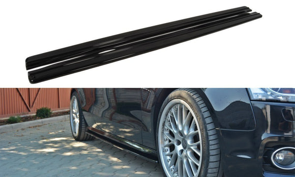 SIDE SKIRTS DIFFUSERS AUDI A5 S-LINE