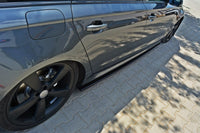Side Skirts Diffusers Audi S6 / A6 S-Line C7