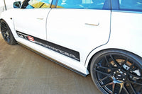 SIDE SKIRTS DIFFUSERS AUDI RS4 B5