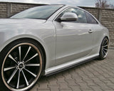 SIDE SKIRTS DIFFUSERS AUDI RS5 8T