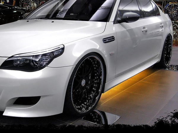 SIDE SKIRTS BMW 5 E60 / E61 < M5 LOOK >