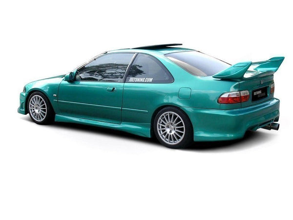 SIDE SKIRTS HONDA CIVIC MK5 COUPE