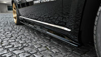 SIDE SKIRTS DIFFUSERS Jeep Grand Cherokee WK2 Summit (FACELIFT)