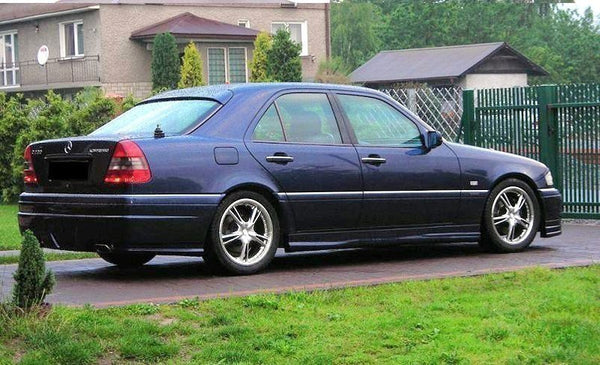 SIDE SKIRTS MERCEDES W202