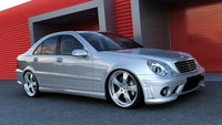 SIDE SKIRTS MERCEDES C W203 < AMG 204 LOOK>