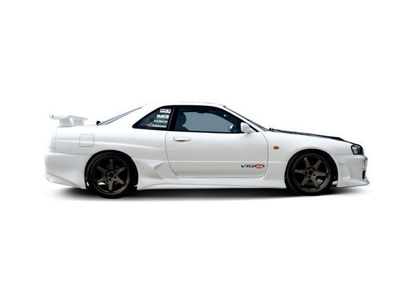 SIDE SKIRTS NISSAN SKYLINE R34 GTT