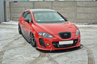 RACING SIDE SKIRTS DIFFUSERS SEAT LEON MK2 MS DESIGN