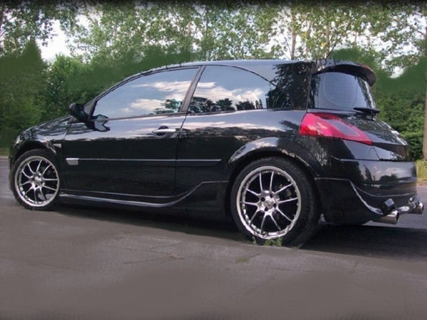 SIDE SKIRTS RENAULT MEGANE II 3 DOOR HATCHBACK