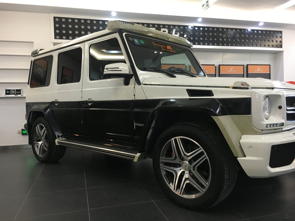 Mercedes Benz G-Class W463 Brabus Style Body Kit fit for G500 G550 G55 G65 AMG 2013-2017