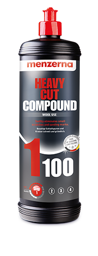 Heavy Cut Compound 1100 - 250ml