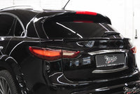 SPOILERS FOR INFINITI QX70 (FX S51)