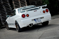 Nissan Skyline R34 GTT Rear Lights