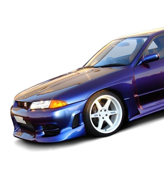 FRONT WIDE ARCHES NISSAN SKYLINE R32 GTR