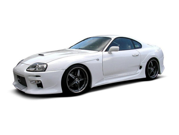 Front wide arches Toyota Supra mk IV