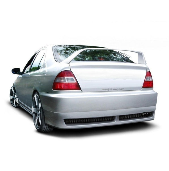 REAR BUMPER EXTENSION HONDA CIVIC VI (5 DOOR HATCHBACK, FACELIFT MODEL)