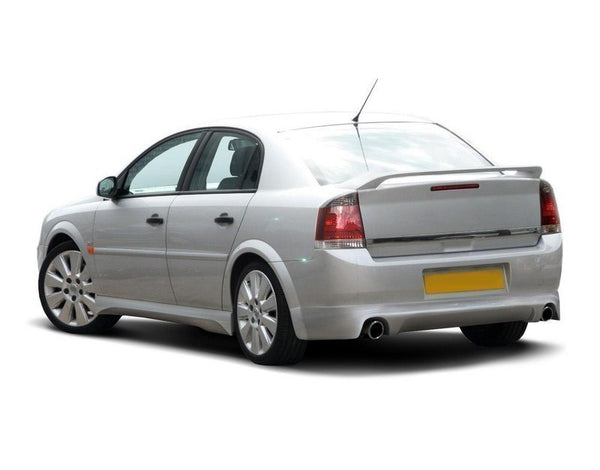 Rear bumper extension opel vectra c (saloon pre-face)