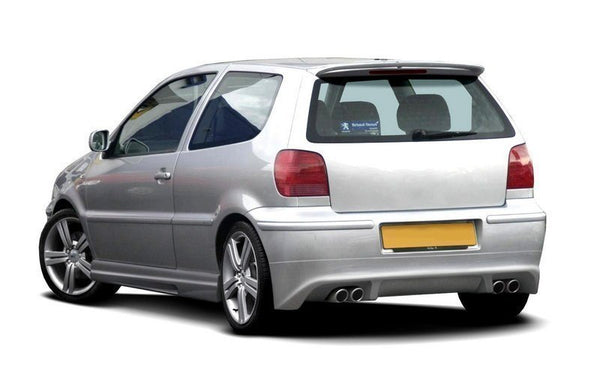 Rear bumper extension VW Polo III (for 6N2)