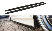 SIDE SKIRTS DIFFUSERS AUDI S3 8P (FACELIFT MODEL) 2009-2013