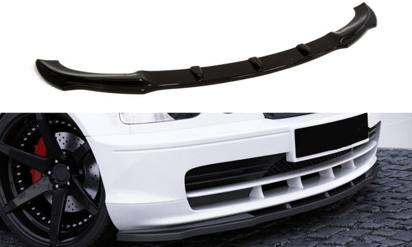 FRONT SPLITTER BMW 3 E46 COUPE
