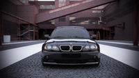 FRONT SPLITTER BMW 3 E46 SALOON FACELIFT MODEL