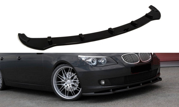 FRONT SPLITTER BMW 5 E60 / E61 (FACELIFT MODEL)