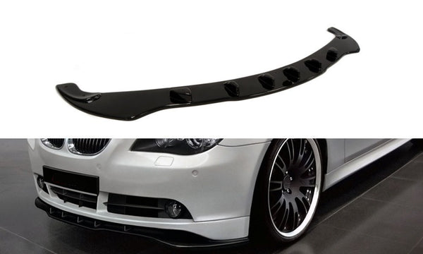 FRONT SPLITTER BMW 5 E60 / E61 (PREFACE MODEL)