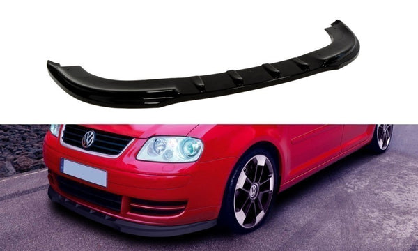 FRONT SPLITTER VW TOURAN