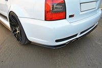 REAR SPLITTER AUDI RS4 B5