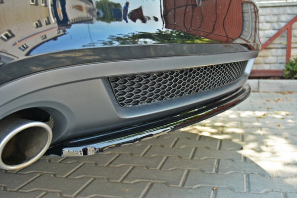 CENTRAL REAR SPLITTER AUDI A5 S-LINE (without a vertical bar)