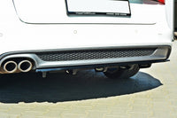 CENTRAL REAR SPLITTER AUDI A6 C7 S-LINE AVANT