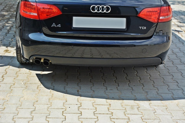 REAR SIDE SPLITTERS AUDI A4 B8 (PREFACE)