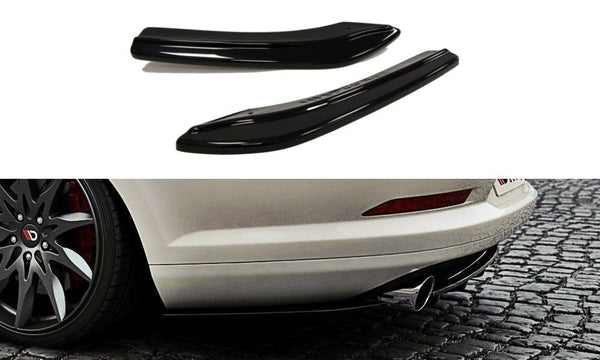 REAR SIDE SPLITTERS VW Passat CC R36 RLINE (Preface)