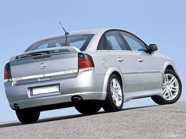 Rear spoiler opel Vectra C (hatchback)