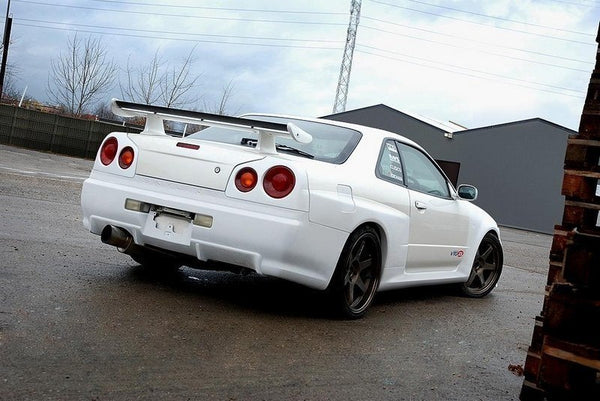 Rear Wide Arches Nissan Skyline R34 GTR GTR Look
