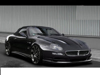 FRONT BUMPER MASERATI 4200 GT SPYDER & COUPE