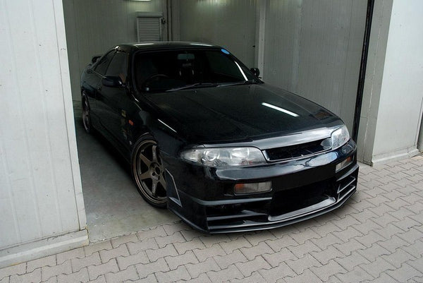 FRONT BUMPER NISSAN SKYLINE R33 GTS