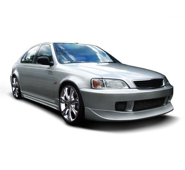 FRONT BUMPER SPOILER HONDA CIVIC VI (FACELIFT MODEL)
