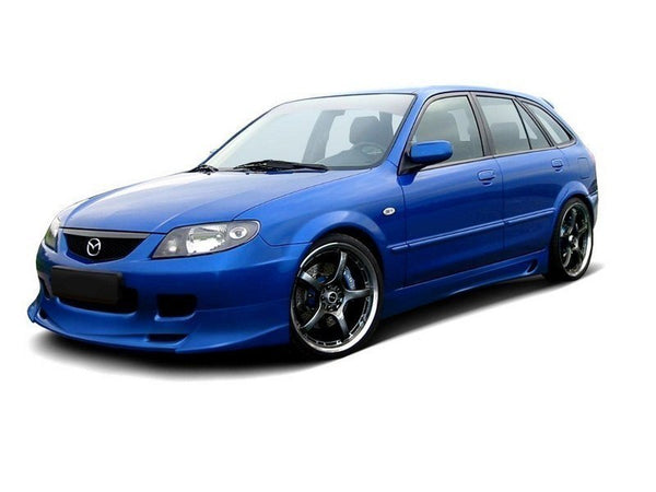 FRONT BUMPER SPOILER (AFTER FACELIFTING) MAZDA 323F (BJ)