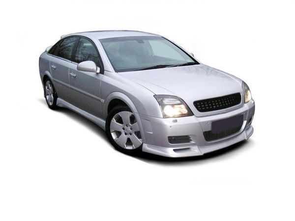 Front bumper spoiler opel vectra c (GTS / SRI / GSI, before facelifting)