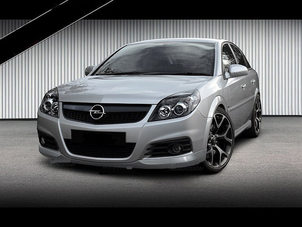 FRONT BUMPER SPOILER OPEL VECTRA C < OPC LINE > (facelift version)
