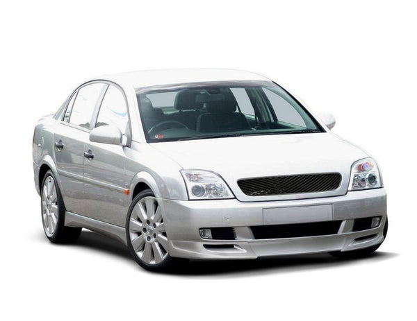 Front bumper spoiler opel vectra c (pre-face version)